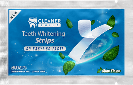 Cleaner smile teeth whitening strips.jpeg