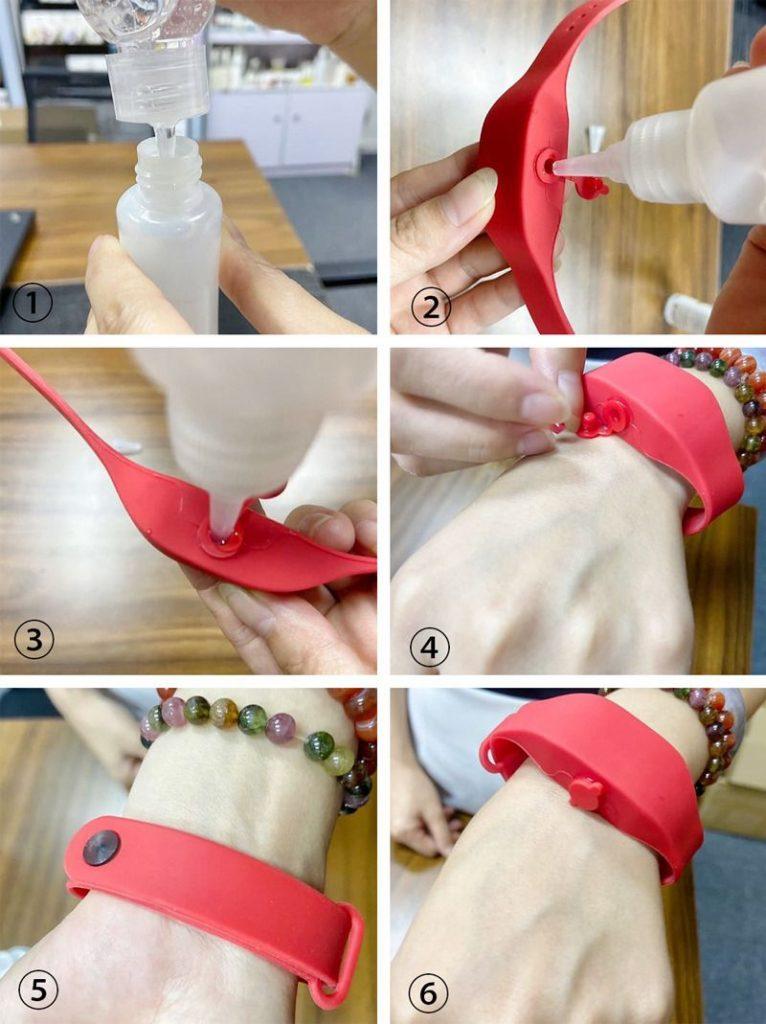 handsan wrist sanitizer review.jpeg